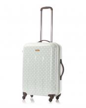 ミント  ポルカハードM スーツケース61L