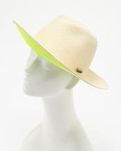 ナチュラル HIGH GRADE PANAMA HAT with JUST FIT
