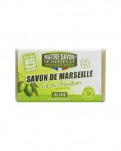 サボン・ド・マルセイユ オリーブ 100g×5個パック