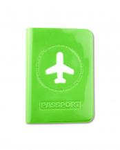 グリーン <br />H.Fパスポートカバー