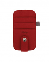 red  サンバイザーポケット