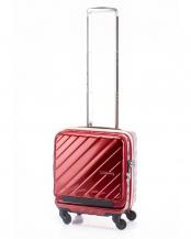 ワイン  マックスキャビンウエーブ コインロッカーサイズ スーツケース 25L