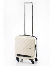 アイボリー  マックスキャビンウエーブ コインロッカーサイズ スーツケース 25L