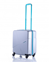 シルバー  マックスキャビン2 S スーツケース42L