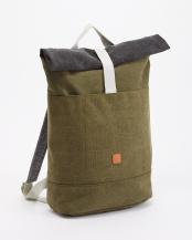 Olive×Black  Hajo Backpack