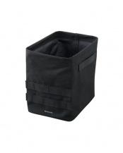 ブラック  Molle 収納ボックス(ハーフサイズ)