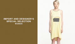 IMPORT AND DESIGNER'S SPECIAL SELECTION WOMENのセールをチェック
