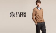 TAKEO KIKUCHIのセールをチェック