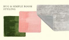 RUG & SIMPLE ROOM STYLINGのセールをチェック