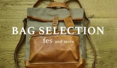 BAG SELECTION-fes,and more-のセールをチェック