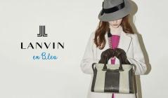 LANVIN en Bleu -BAG-のセールをチェック