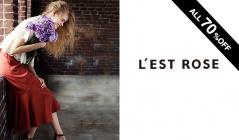 L'EST ROSEのセールをチェック