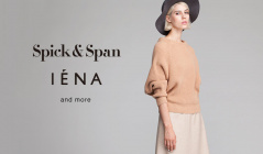 SPICK and SPAN, IENA  and moreのセールをチェック