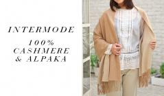 INTERMODE 100% CASHMERE & ALPACAのセールをチェック