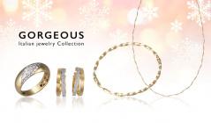 GORGEOUS ‐Italian jewelry Collection-のセールをチェック