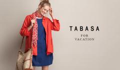 TABASA FOR VACATIONのセールをチェック
