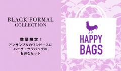 HAPPY BAG:BLACK FORMAL COLLECTIONのセールをチェック