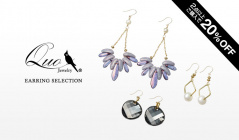 QUO JEWELRY EARING SELECTIONのセールをチェック