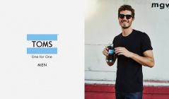 TOMS MENのセールをチェック