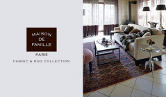 MAISON DE FAMILLE FABRIC & RUG COLLECTIONのセールをチェック