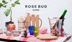 ROSE BUD HOMEのセールをチェック