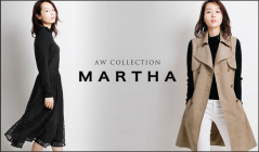 MARTHAのセールをチェック