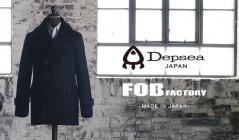 DEPSEA JAPAN/F.O.B FACTORYのセールをチェック