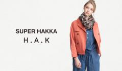 SUPER HAKKA/H.A.Kのセールをチェック