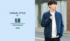 CASUAL STYLE BY URBAN RESEARCH WAREHOUSE MEN(アーバンリサーチウエアハウス)のセールをチェック