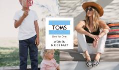 TOMS WOMEN & KIDS BABY(トムス)のセールをチェック