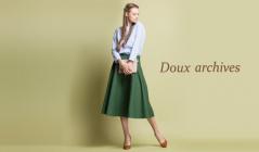 DOUX ARCHIVES(ドゥ アルシーヴ)のセールをチェック