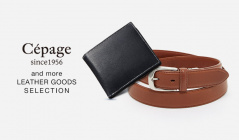 CEPAGE and more-LEATHER GOODS SELECTION-のセールをチェック