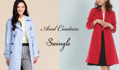 AND COUTURE/SWINGLEのセールをチェック