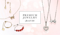 PREMIUM JEWELRY SPECIAL SALEのセールをチェック