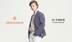 DRESSTERIOR/LE TIROIR DE DRESSTERIOR(ドレステリア)のセールをチェック
