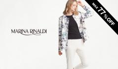MARINA RINALDI - ELEGANTE -(マリナリナルディ)のセールをチェック