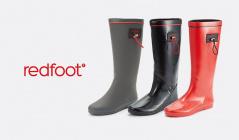 折りたたみ可能レインブーツ BY RED FOOT FOLDOLOGYのセールをチェック