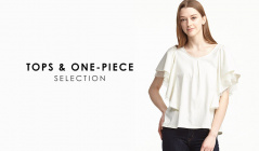 TOPS & ONE-PIECE SELECTIONのセールをチェック