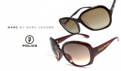 MARC BY MARCJACOBS/POLICE and more...のセールをチェック