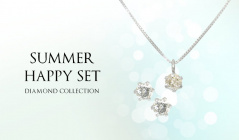 SUMMER HAPPY SET -DIAMOND COLLECTION-のセールをチェック