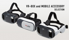 VR-BOX and MOBILE ACCESSORY SELECTIONのセールをチェック