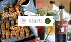 HOME MADE BISCOTTI & SANGRIA  -SEESCORE-のセールをチェック