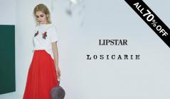 LIPSTAR/LOSICARIEのセールをチェック