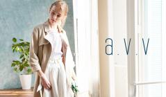 a.v.v(アーヴェヴェ)のセールをチェック