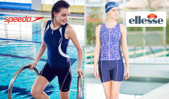 ELLESSE & SPEEDO -SWIMMING・FITNESS WEAR -WOMEN & KIDSのセールをチェック