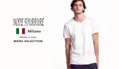 MODE FOURRURE -Made in Italy- MENS SELECTION(モードフルーレ)のセールをチェック