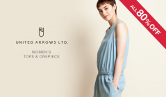 UNITED ARROWS WOMEN'S TOPS&ONEPIECE(ユナイテッドアローズ)のセールをチェック