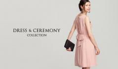 DRESS & CEREMONY COLLECTIONのセールをチェック