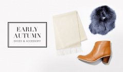 EARLY AUTUMN -SHOES&ACCESSORY-のセールをチェック
