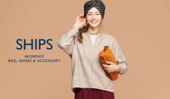 SHIPS WOMEN'S BAG & SHOES & ACCESSORY(シップス)のセールをチェック